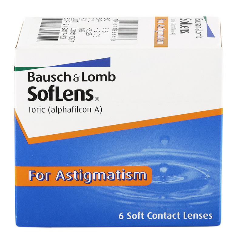 SofLens® 66 Toric 6 buc.