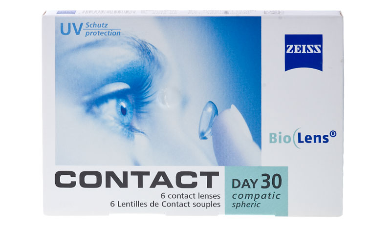 Zeiss Contact DAY 30 Compatic 6 buc.
