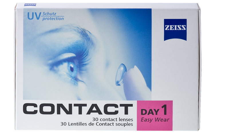 Zeiss Contact DAY1 Easy Wear 90 buc.